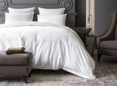 linge de lit le meilleur du satin de coton shop trinitas couettes et duvets de luxe. Black Bedroom Furniture Sets. Home Design Ideas