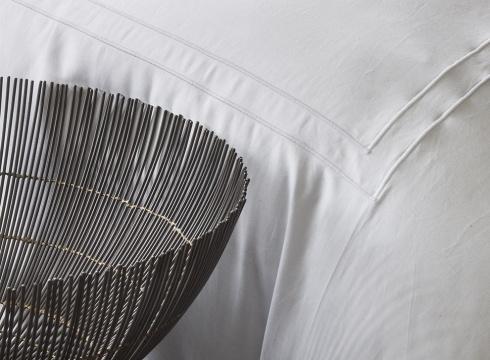 Parure de lit le luxe du satin de coton haut de gamme - Couettes naturelles haut de gamme lit confortable ...
